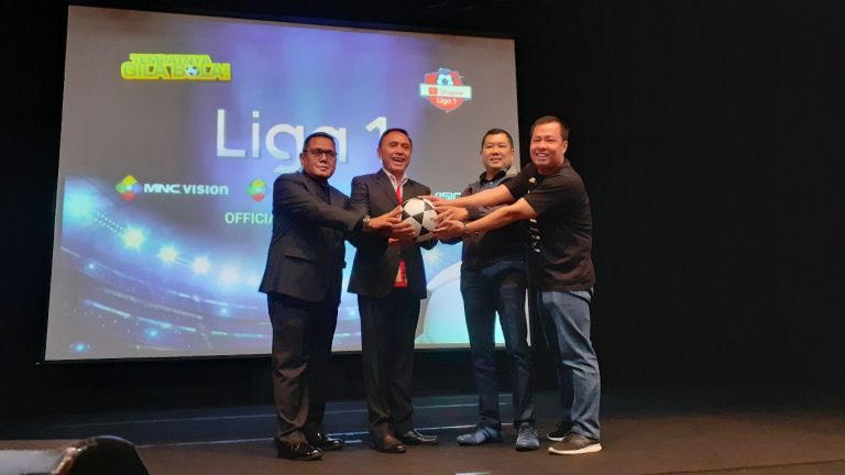 Jalin Komitmen dengan PSSI, Liga 1 2020 Akan Resmi Disiarkan MNC Vision Networks