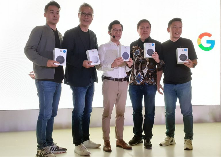 Smart Speaker Google Nest Mini Resmi Hadir di Indonesia