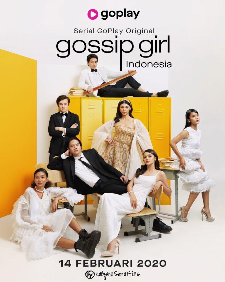 Gossip Girl Indonesia Karya Nia Dinata Siap Tayang di GoPlay