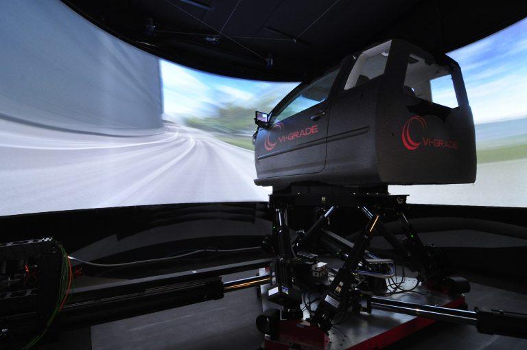 Optimalisasi Pengembangan Produk, Goodyear Adopsi Simulator Mengemudi Grade VI