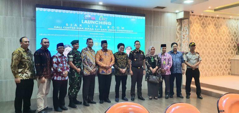 Lintasarta Realisasikan 'Kota Pintar' Pemkab Siak, Riau