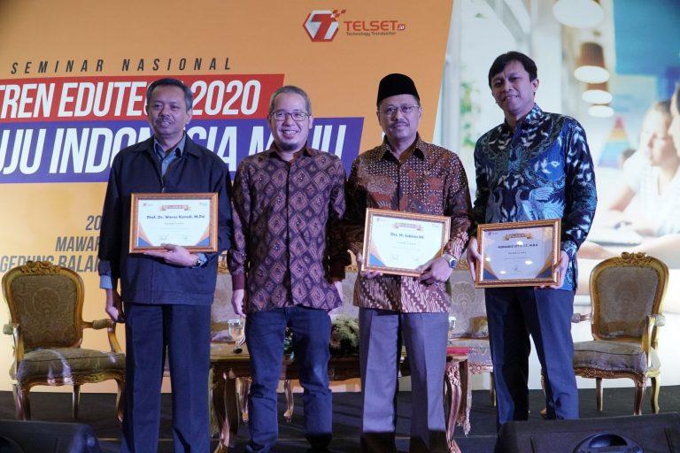 """Tren Edutech 2020: Menuju Indonesia Maju"" Menekankan 3 Tujuan Utama"
