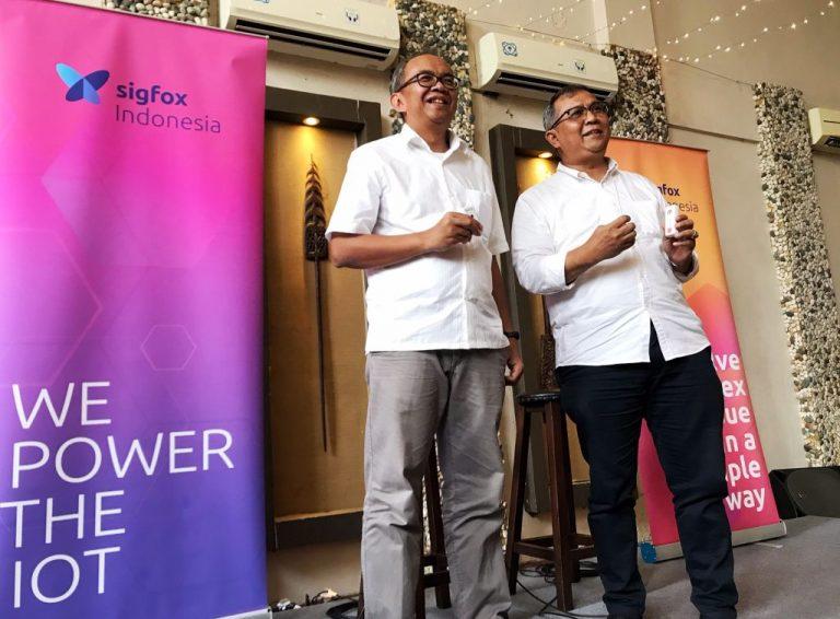 Berbekal Pengalaman di Banyak Negara, Operator IoT Sigfox Resmi Hadir di Indonesia