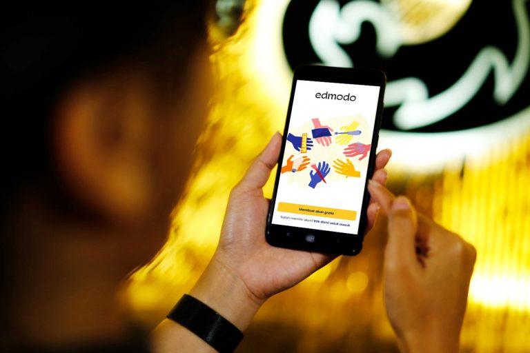 3 Indonesia Gratiskan e-Learning, Trafik Data ke Edmodo Melambung Nyaris 1000 Persen