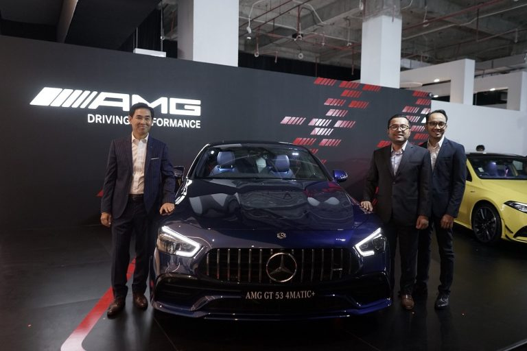Mercedes-Benz STAR DRIVE 2020 Pamerkan 5 Model Teranyar