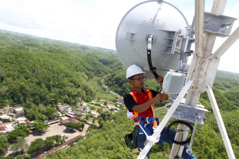 Agresif Menggelar 23.000 unitBTS 4G Sepanjang 2020, Apa Fokus Telkomsel?