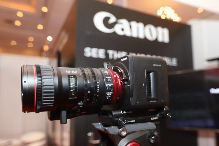 Dibekali ISO Hingga 4 Juta, Ini Kehebatan Kamera Multi-Purpose Canon ME20F-SH