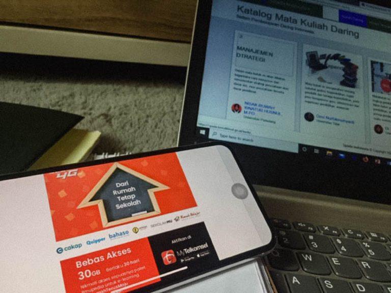 Lengkapi Layanan, 130 Kampus di Indonesia Bisa Nikmati Paket Ilmupedia 30GB dari Telkomsel