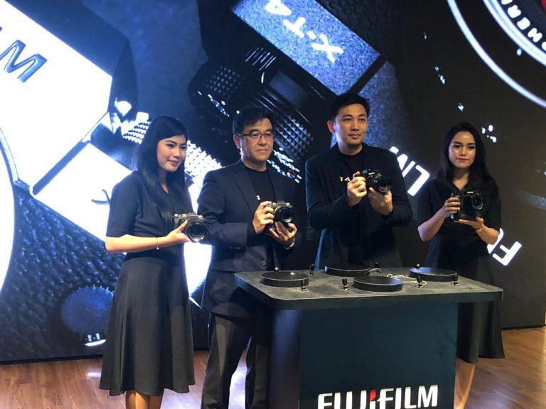 Resmi Meluncur, FUJIFILM X-T4 Penuhi Kebutuhan Stabilisasi Foto Dan Video