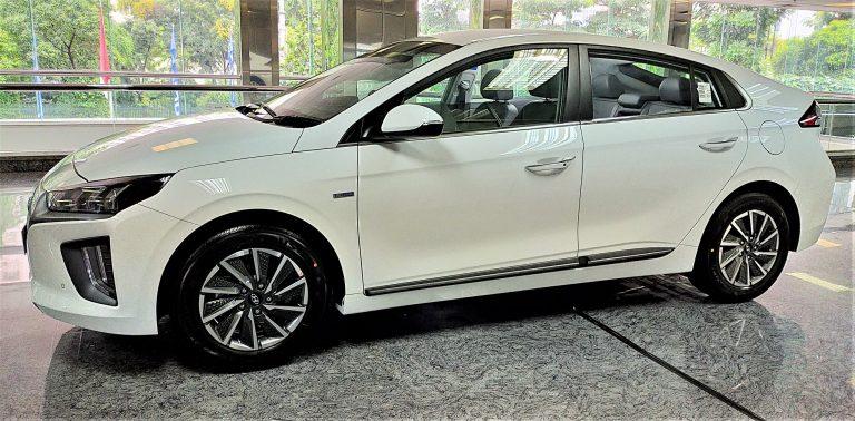 Hyundai Perkenalkan Ioniq Electric dalam Rakornis Dirjen Hubdat 2020