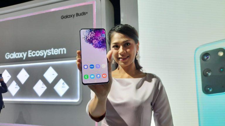Samsung Resmi Hadirkan Galaxy S20 Series untuk Pasar Indonesia