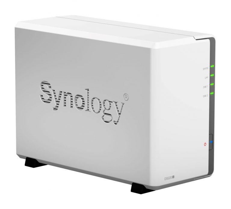 Synology® Luncurkan DiskStation DS220j, Solusi Penyimpanan untuk Segmen Entry-Level