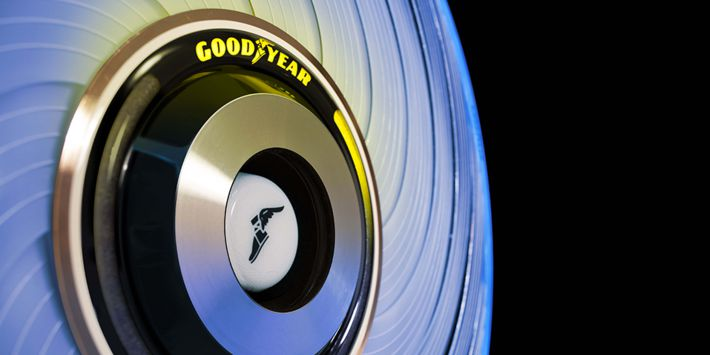 Inovatif, Goodyear Kembangkan Konsep Ban dengan Bantuan 'Kapsul'