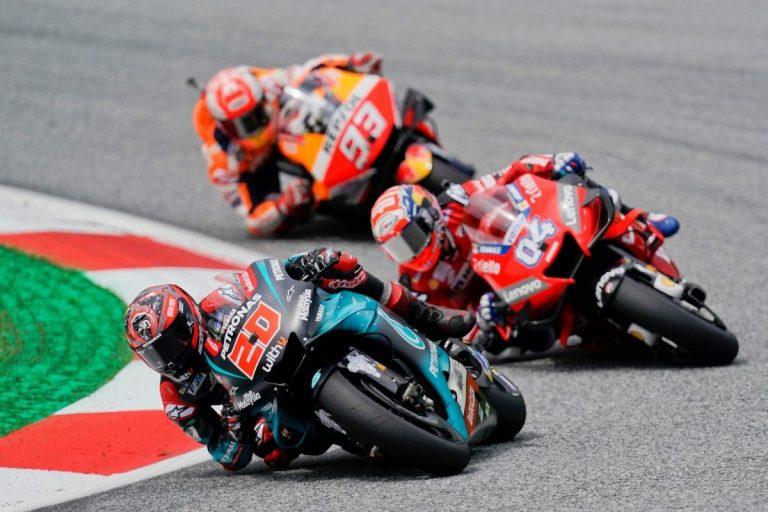 Tingkatkan Basis Fan, Konten Orisinal MotoGP Akan Tayang di Facebook
