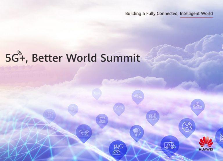 "Ajak Dunia Bersatu Atasi Pandemi Corona, Huawei Rilis Buku Putih dan Platform Online ""5G+, Better World"""