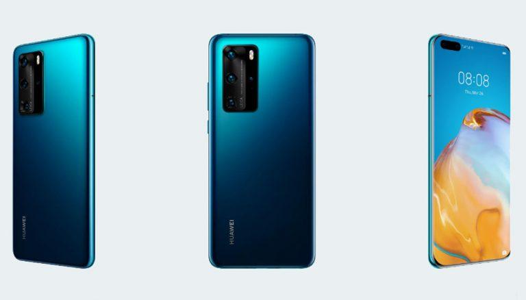Huawei P40 Pro Sudah Hadir di Indonesia, Dijual Rp 14.499.000