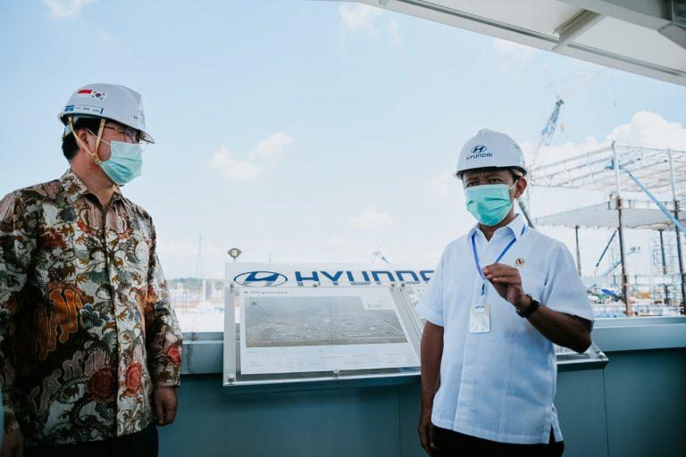 Pembangunan Pabrik Manufaktur Terus Melaju, Hyundai: Solidaritas Kami Kepada Indonesia