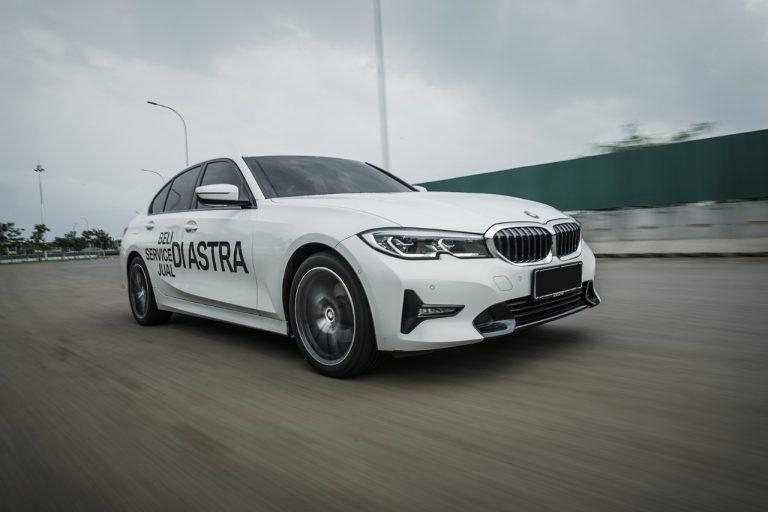 BMW Astra Gratiskan Bahan Bakar Hingga Rp20 Juta Selama April 2020
