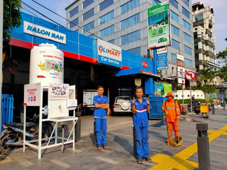 Upaya Pertamina Gempur Corona Patut Dicontoh