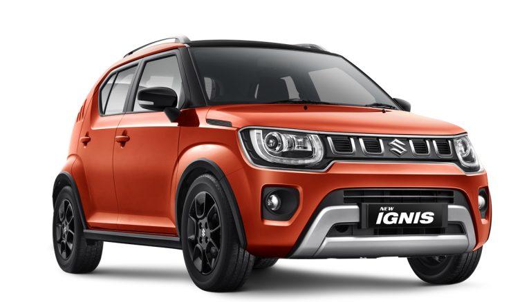 Suzuki New Ignis Resmi Hadir untuk Kaum Urban Indonesia yang Dinamis
