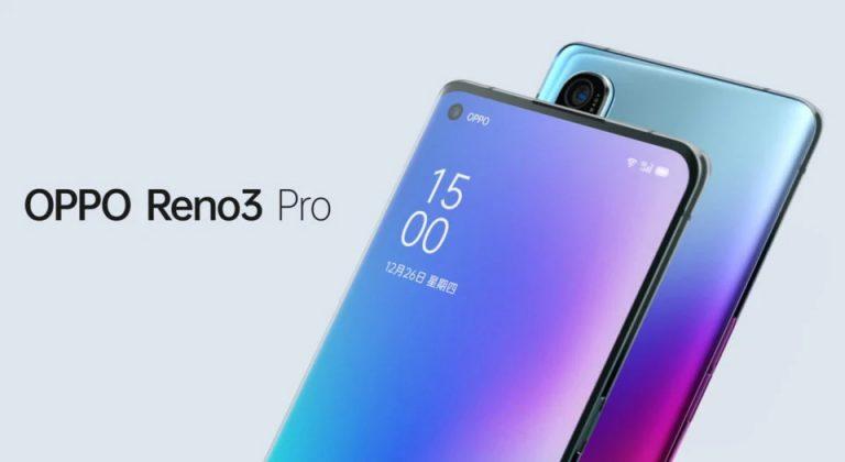 Oppo Reno3 Pro Pasti Hadir di Indonesia