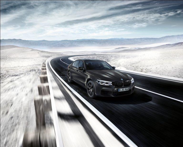 Diproduksi Sangat Terbatas, BMW M5 Edition 35 Years akan Dijual Secara Daring