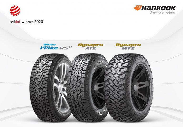 Deretan Produk Hankook Tire Raih Penghargaan Red Dot Award 2020