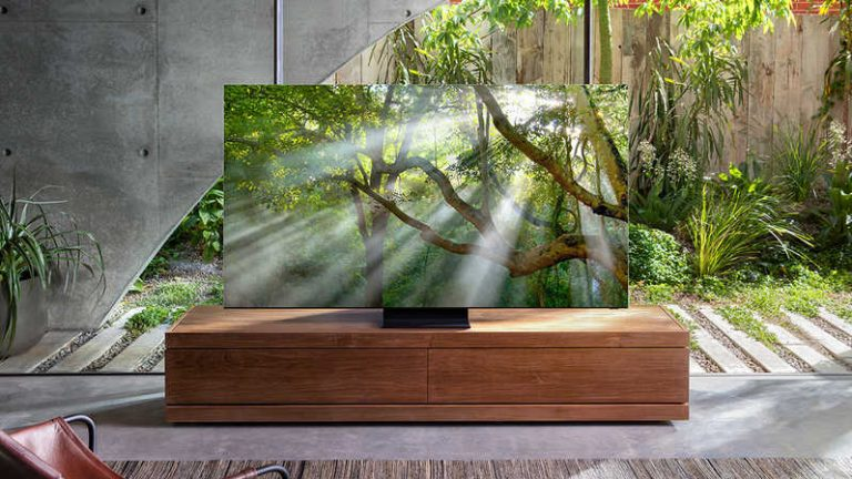99% Tanpa Bezel, Samsung QLED 8K TV Dibekali Segudang Fitur Mutakhir