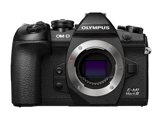 Olympus Luncurkan Kamera Flagship OM-D E-M1 Mark III