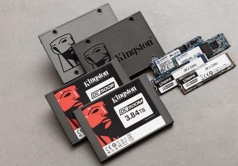 Kingston Technology Pimpin Pengiriman SSD di tahun 2019