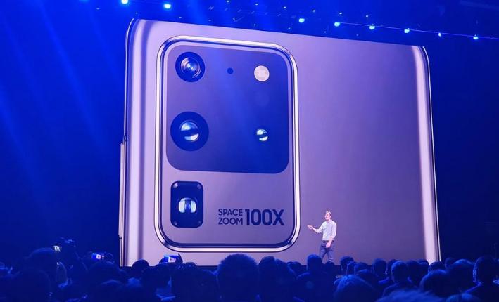 Samsung Berencana Mengembangkan Sensor Kamera 600MP!