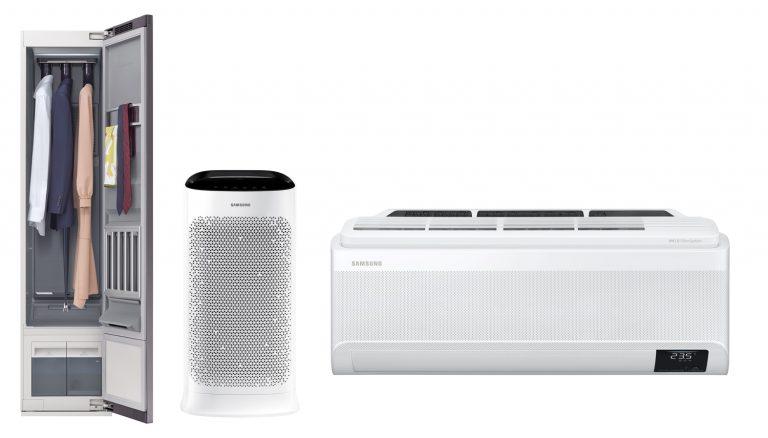 Stay at Home Jadi Lebih Nyaman, Samsung Luncurkan Tiga Digital Appliance untuk di Rumah