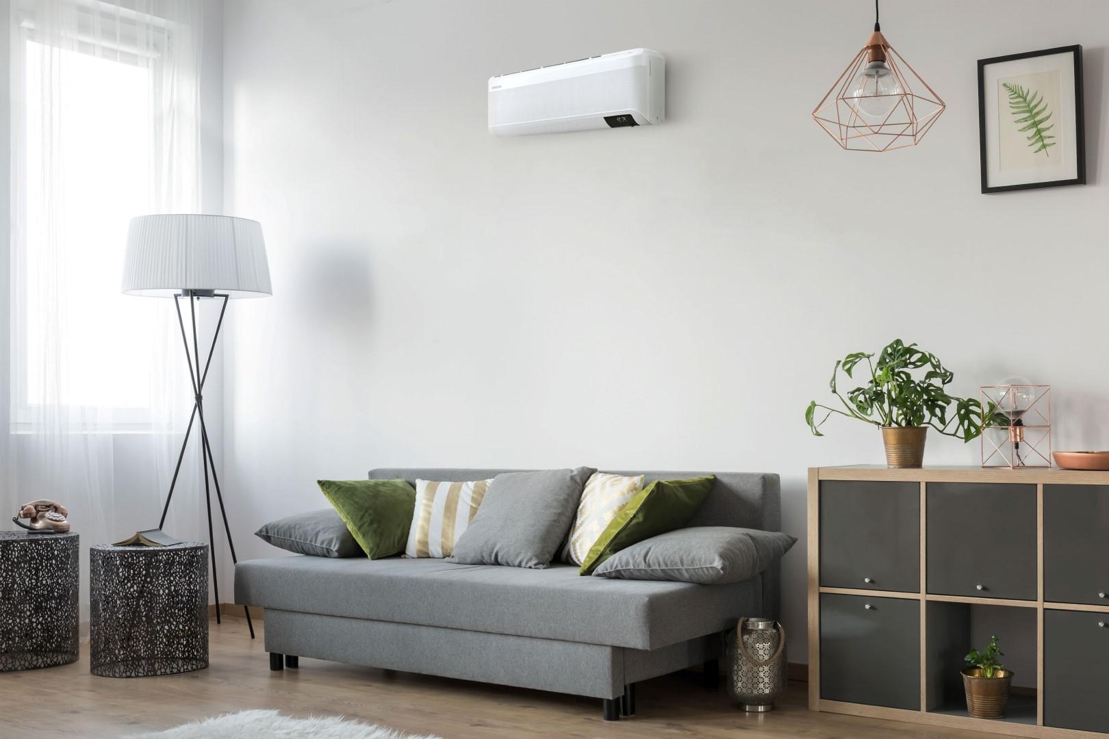 Samsung Wind Free AC