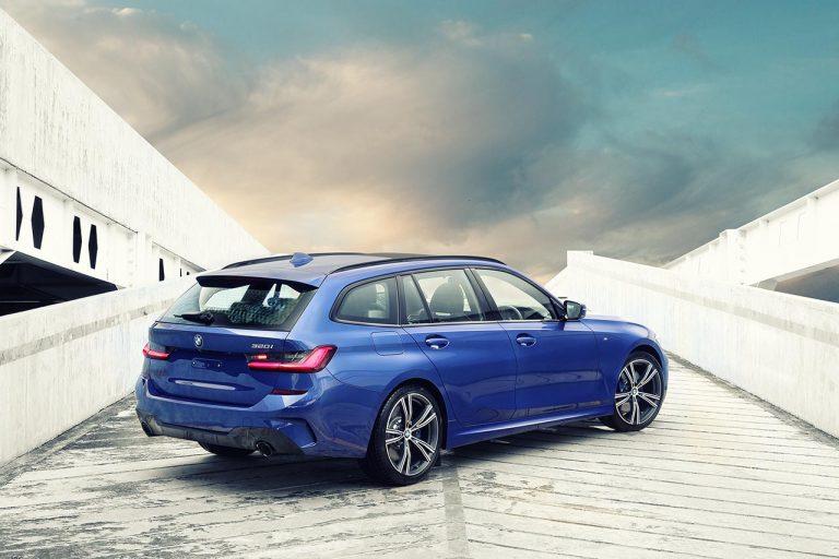 Resmi Diluncurkan, 25 Unit BMW Seri 3 Touring Hanya Dijual di Tokopedia!