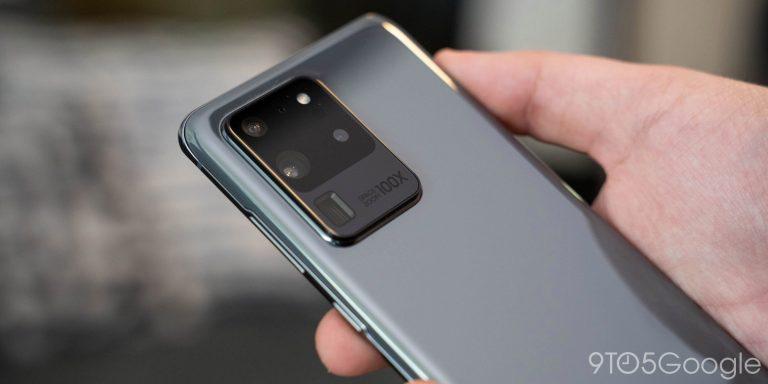 Samsung Galaxy S20 Ultra di Mata Ernest Prakasa