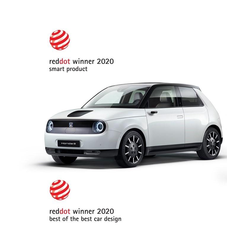 Berkat Teknologi Ini Honda e Raih Dua Penghargaan Bergengsi dari Red Dot