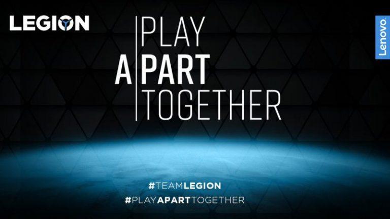 Usung #PlayApartTogether, Lenovo Sematkan Pesan Perlawanan Covid-19 ke Dalam Gim