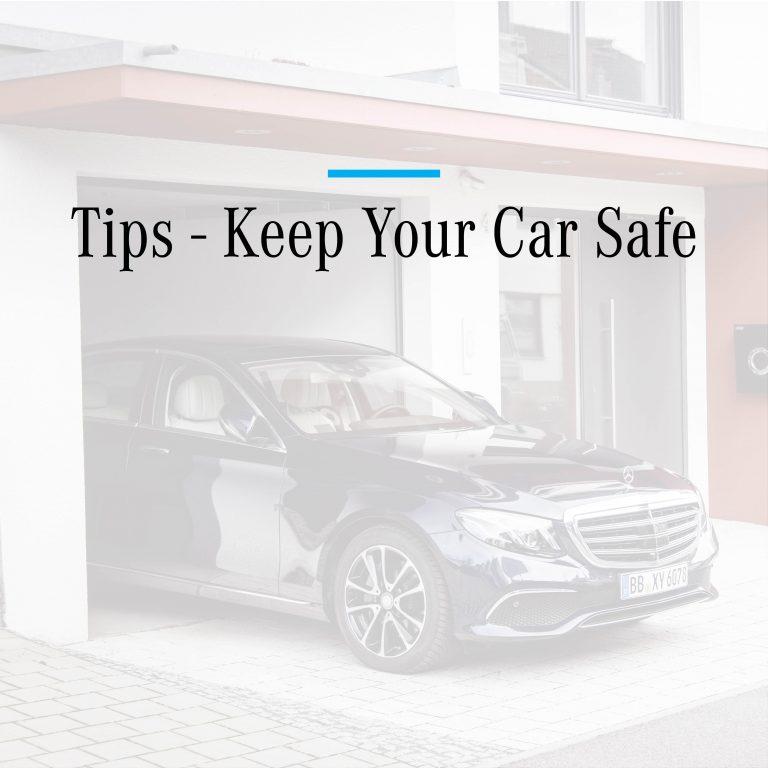Selain Dicuci, Perhatikan Cara Merawat dan Menjaga Keamanan Mobil dari Mercedes-Benz!