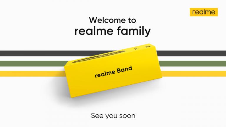 Catat! 28 April 2020 Realme Band akan Hadir di Indonesia