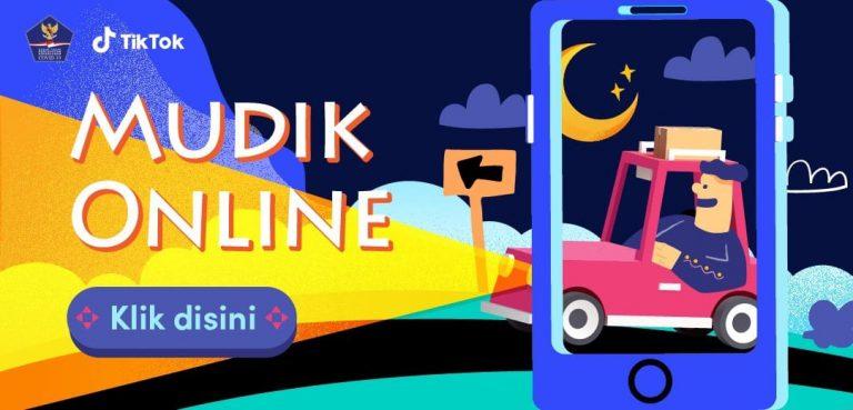 Program #MudikOnline, TikTok Obati Rasa Kangen Kampung Halaman