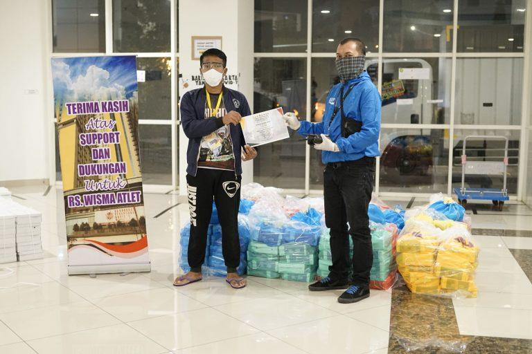 Lewat #RamadanMenjaga, Pocari Sweat Gelontorkan Ribuan Paket Sahur