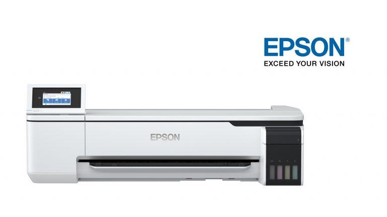 Ini Kelebihan Epson SureColor F530 dengan Teknik Cetak Dye Sublimation