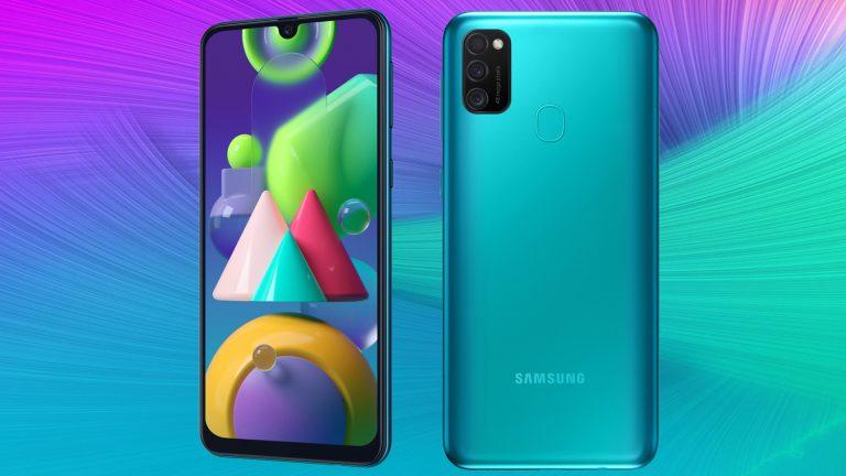 Samsung Galaxy M21 Meluncur di Indonesia, Tetap dengan Keunggulan Baterai Besar