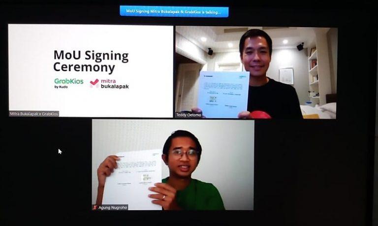 Mitra Bukalapak dan GrabKios Gotong Royong Bantu Warung Hadapi Pandemi