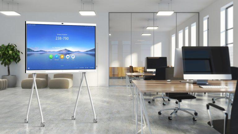 Intip Produk 'Kantor Cerdas' Huawei untuk Hadapi Kenormalan Baru