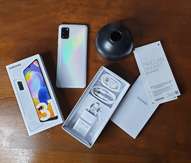 Ramaikan Segmen Menengah, Samsung Hadirkan Galaxy A31