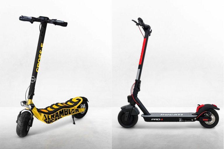 Ducati Enggak Sabar Pengin Perkenalkan Jajaran Skuter dan Sepeda Listrik Terbaru