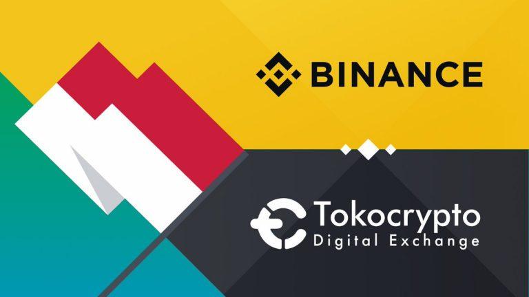 Binance Suntik Dana ke Tokocrypto untuk Kembangkan Bisnisnya di Indonesia