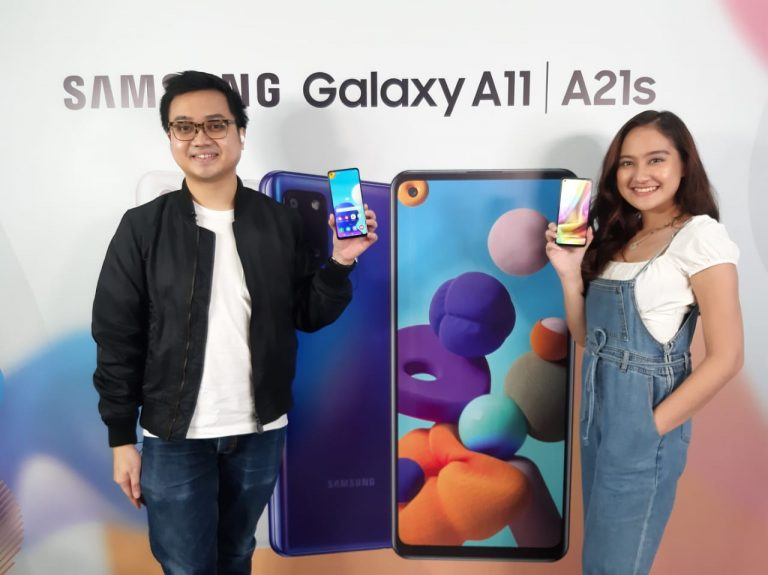 Samsung Perkenalkan galaxy A11 dan A21s, Awesome for Gen Z
