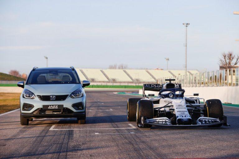 Adopsi Teknologi Mobil F1, Honda Jazz Akan Gunakan Mesin Hibrida